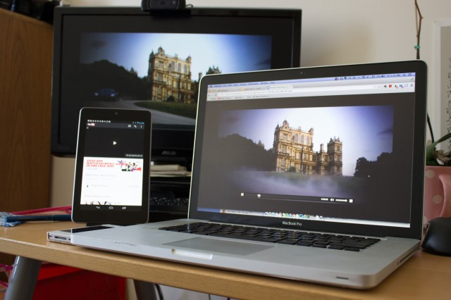 How to Cast iTunes Movies to HDTV via Chromecast