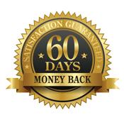 60 days money back
