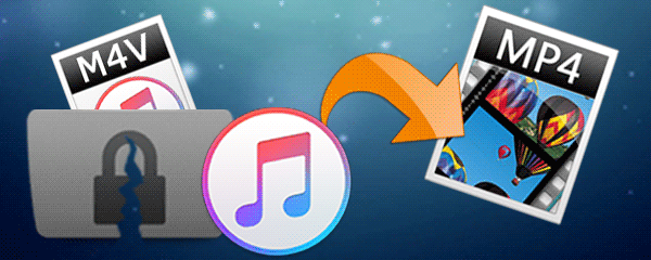 How to Convert iTunes M4V to MP4 on Mac or on Windows in