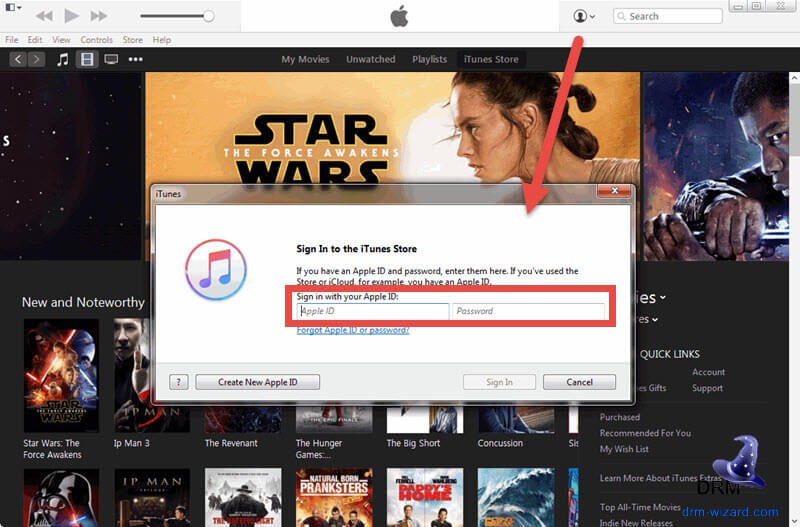 download itunes movie to computer