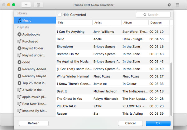 How to make a music cd on itunes