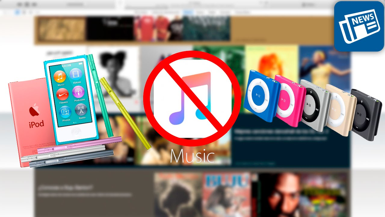 How to Play Apple Music on iPod Nano and iPod Shuffle - DRM