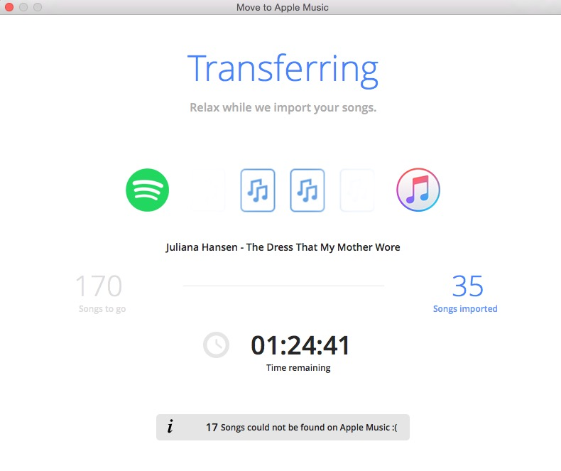 Can i copy songs from spotify to itunes