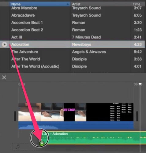 Solved] Import Apple Music to iMovie without hassle - DRM