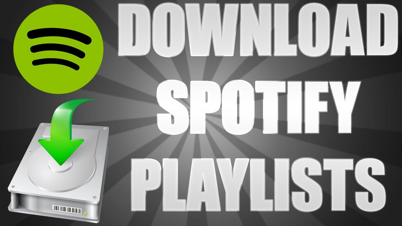 mp3 playlist spotify