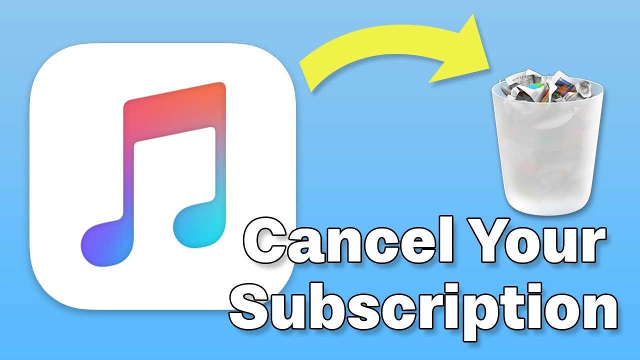 A Complete Guide to Cancel Apple Music Subscription on iPhone, Android,  Computer and Apple TV